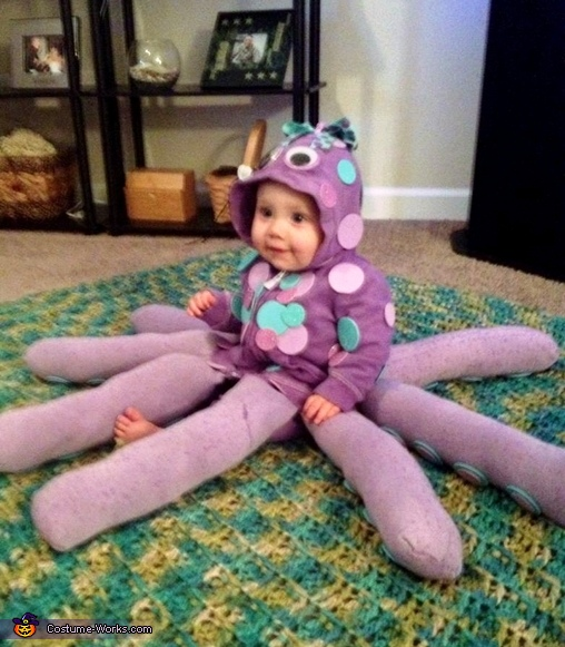 baby octopus costume - Infant Penguin Halloween Costume