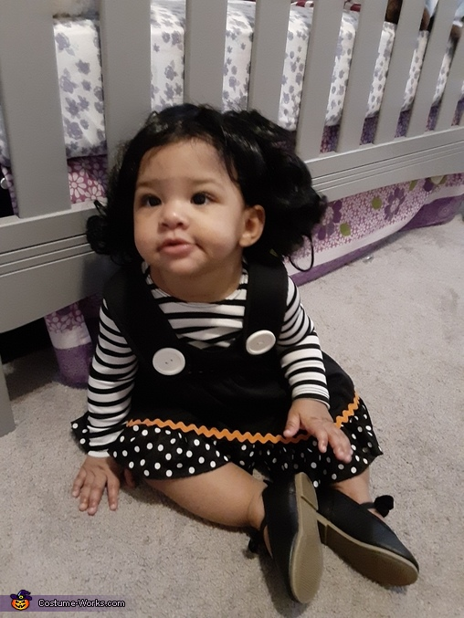 Cute Lil' Baby Witch 4, Cute Baby Witch Costume