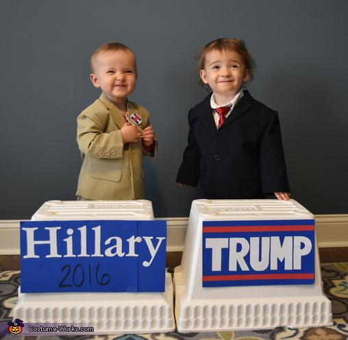 Cute Candidates Costume