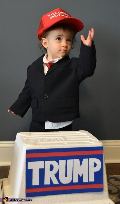 Trump, Cute Candidates Costume