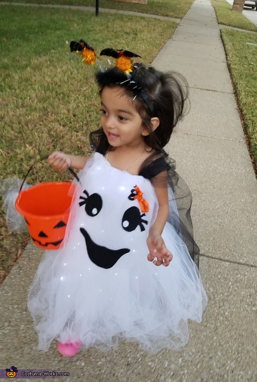 Cute Ghost Costume