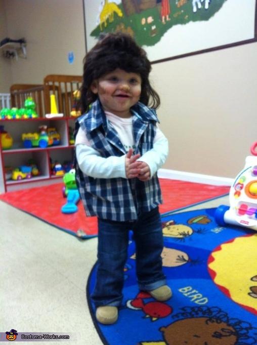 Cute Joe Dirt Baby Costume
