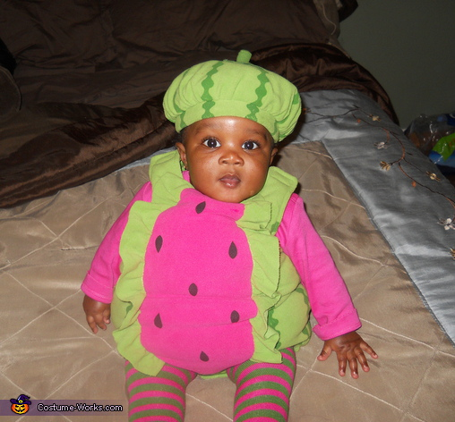 Cute Watermelon baby