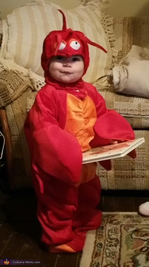 Cute Lobster Costume