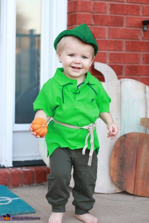 Cute Peter Pan Costume