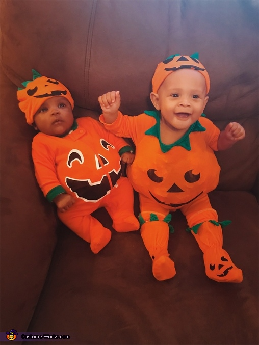 Cute Pumpkins Costume