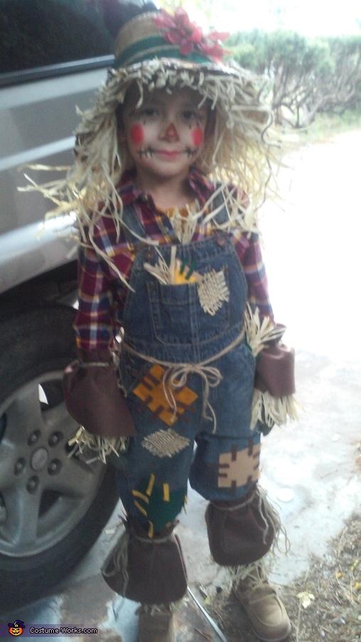 cute scarecrow#5, Cute Scarecrow Costume