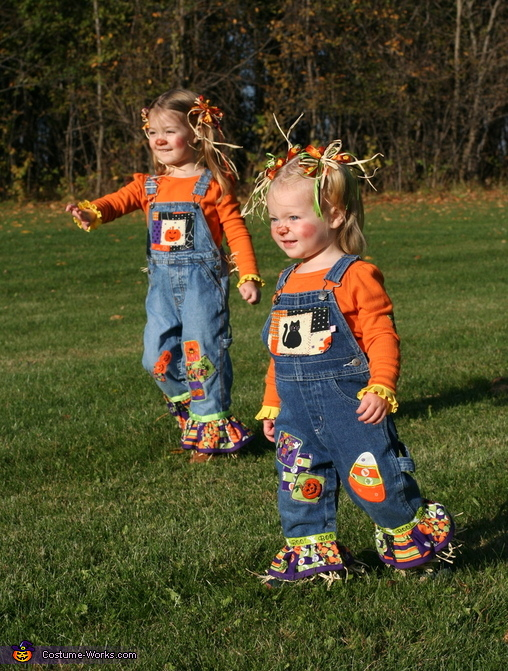 Cute Scarecrow Costumes