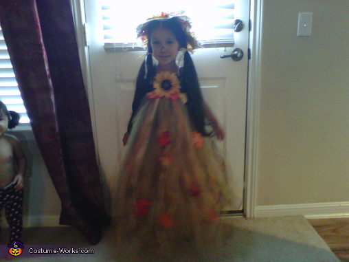 Scarecrow dress #2, Cute Scarecrows Halloween Costumes