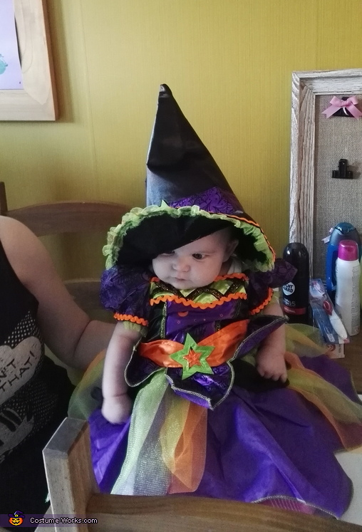Cute Witch Costume