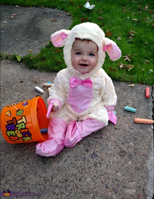 Cutest Baby Lamb Costume