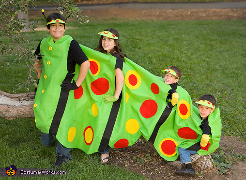 Cutest Caterpillar Costume