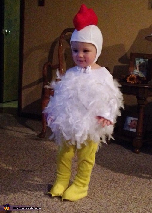 The cutest little chicken!, Cutest Chicken Baby Costume