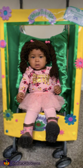 Cutest Premie Cabbage Patch Kid Costume