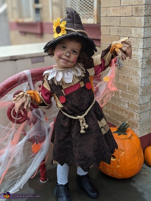 Cutest Scarecrow Costume