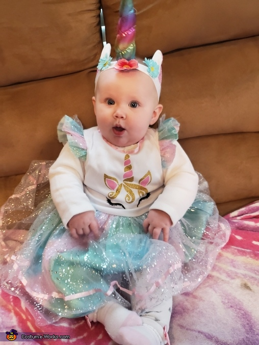 Cutest Unicorn Ever Costume