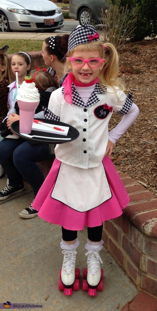 Order up! , Cutie Car Hop Costume