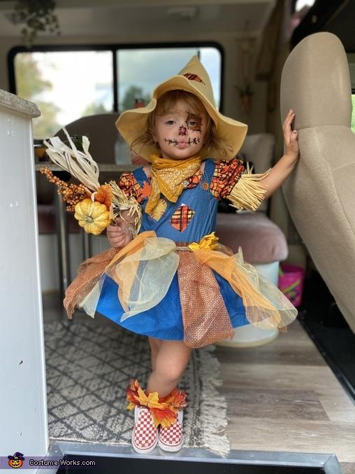 Cutie Scarecrow Costume