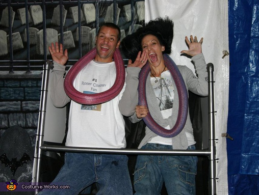 pic #2, Worlds Scariest Roller Coaster Costume