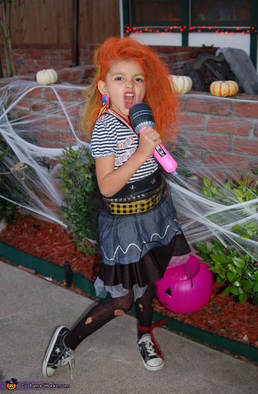 Cyndi Lauper Costume