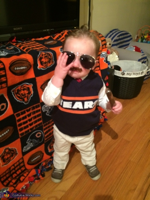 Da BEARS Coach: Mike Ditka Costume