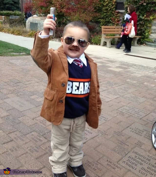 da coach mike ditka costume