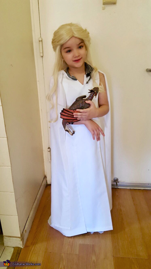 Daenerys Targaryen Stormborn Homemade Costume