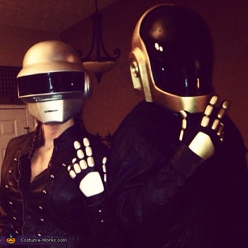 Daft Punk Costumes