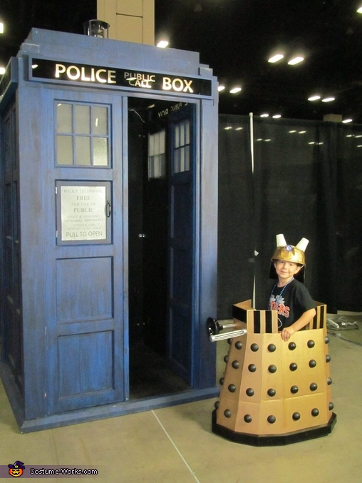 Doctor Who Dalek Costume