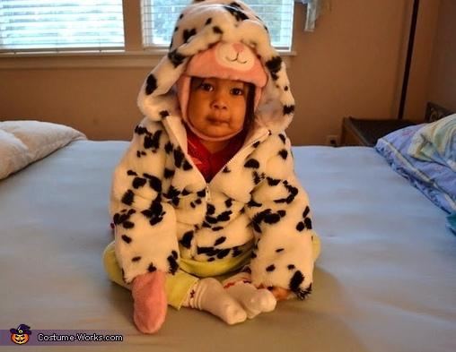 Dalmatian puppy, Dalmatian Puppy Costume