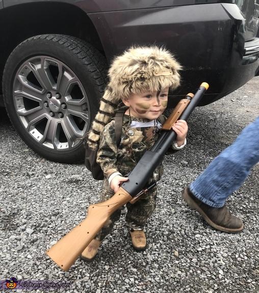 Daniel Boone / Davy Crockett Costume