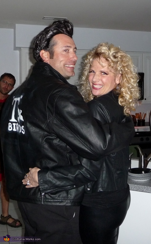 Grease Danny and Sandy Costume
