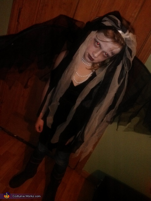 Dark Angel Homemade Costume