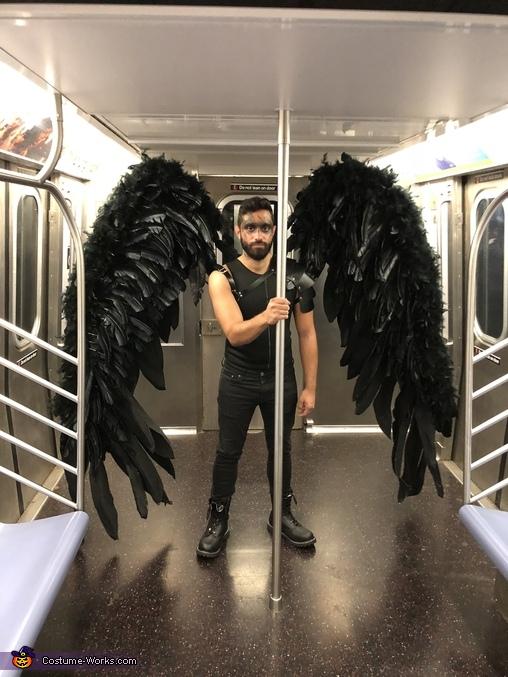 Dark Archangel Homemade Costume