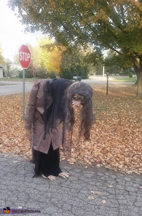 Dark Crystal Inspired Costume