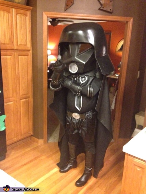 Spaceballs Dark Helmet Costume