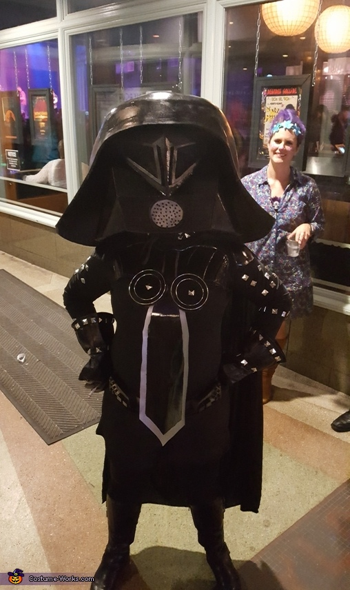 Dark Helmet Costume