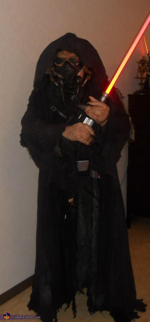 Dark Jedi Costume