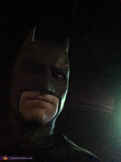 Dark Knight Homemade Costume