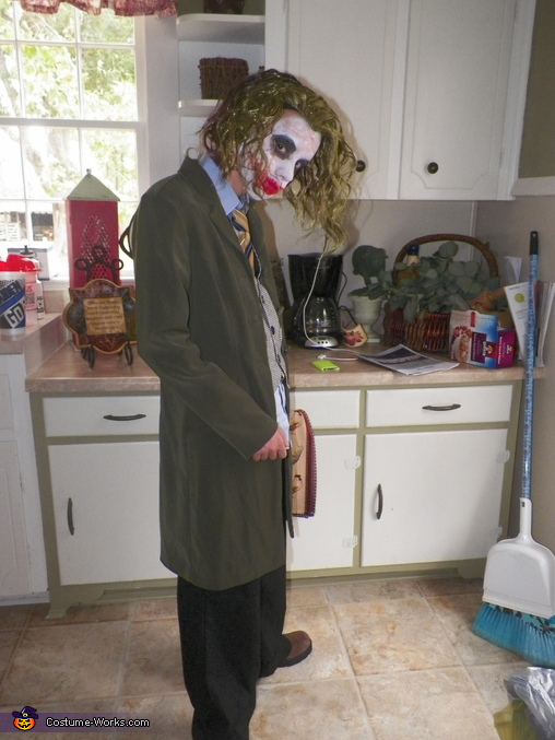 Joker Dark Knight Costume