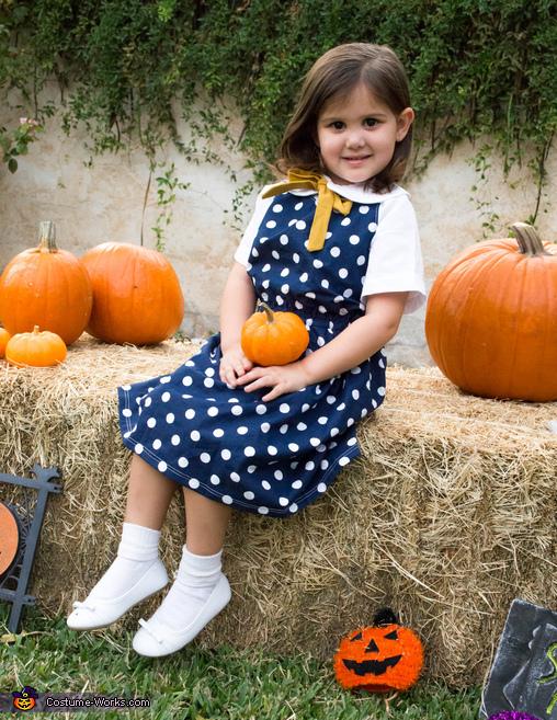 Darla, Darla and Alfalfa Costumes