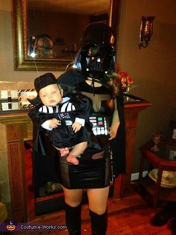 Darth Vader Homemade Costumes