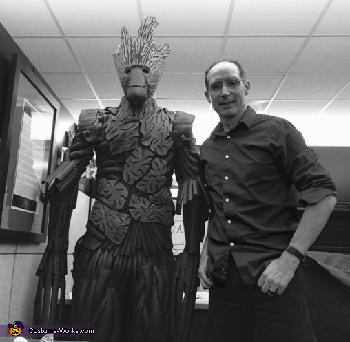 Das Groot Costume