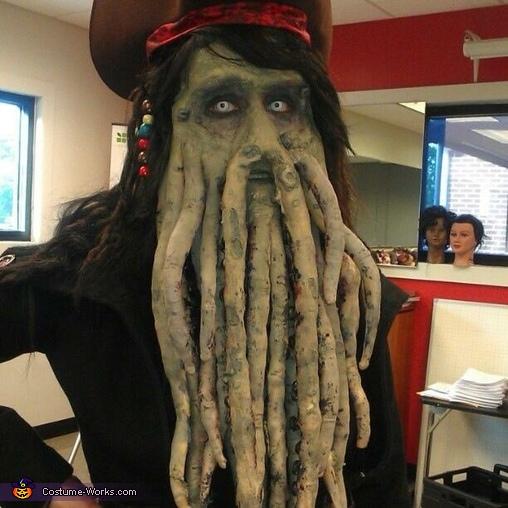 Davy Jones Costume