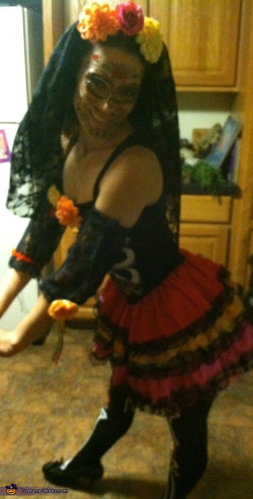 Day of the dead, Day of the Dead Costume