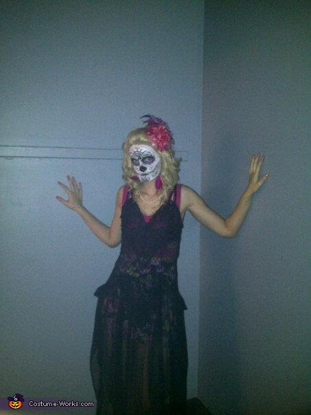 Me, Day of the Dead Costume