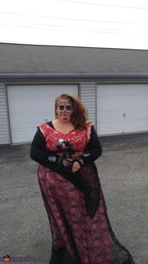 Adult Day of the Dead Bride Costume