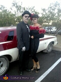 Day of the Dead Couples Costumes