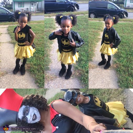 Batgirl, D.C. Comics Costume