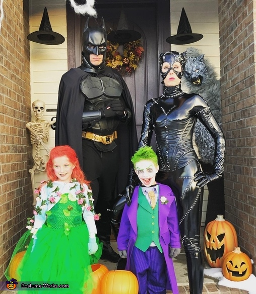 DC Family Costume